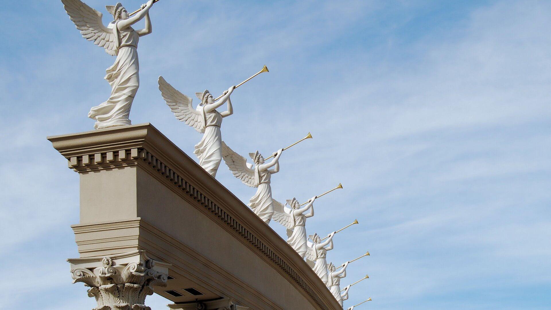 Solii Îngereşti despre Ultimele Zile ale Pământului